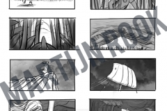 Storyboard Sail to Another World