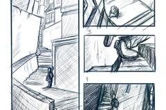 Storyboard Climbing Up