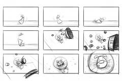 Storyboard Dog Problem