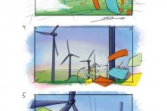 Studio Locomoto Storyboard